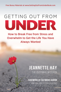 Getting Out From Under Book