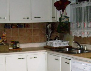 Kitchen - After the uncluttering